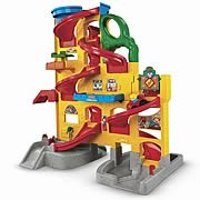Little People Stand N Play Rampway Playset