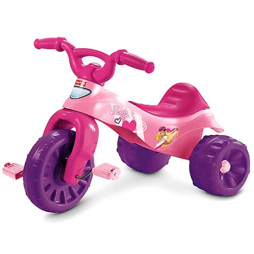 Barbie Ride On Tough Trike
