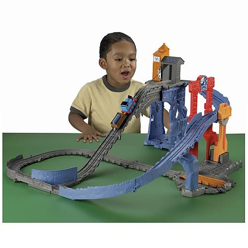 Thomas and Friends Great Quarry Climb Playset