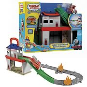 Thomas Sodor Search and Rescue Center Playset