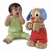 Laugh and Learn Dance and Play Puppy Plush