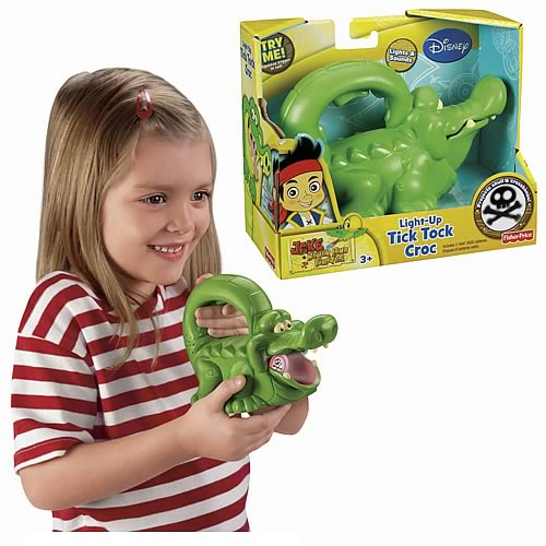 Jake and the Never Land Pirates Tick Tock Croc Figure