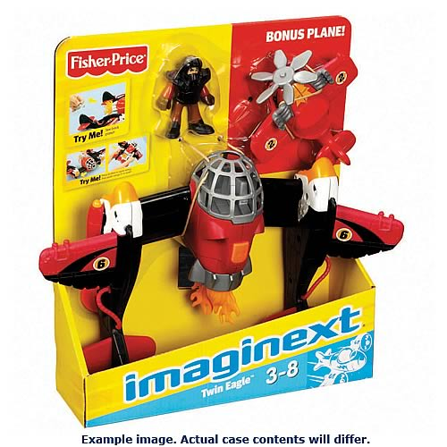 Imaginext Sky Racers Bonus Assortment Case