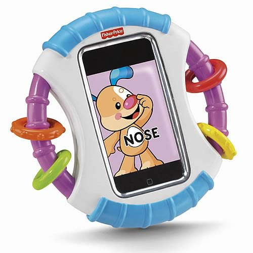 Laugh and Learn Baby iCan Play Apptivity Case