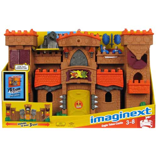 Imaginext Eagle Talon Castle Playset