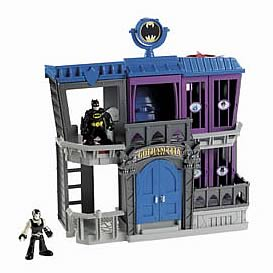 Batman Imaginext Gotham Jail Playset