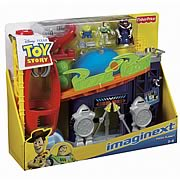 Toy Story Imaginext Pizza Planet Playset