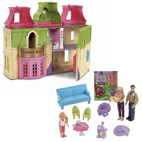 Loving Family Mansion Dream Dollhouse