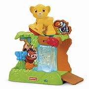 Lion King Hakuna Matata Tote with Sounds and Figure Playset