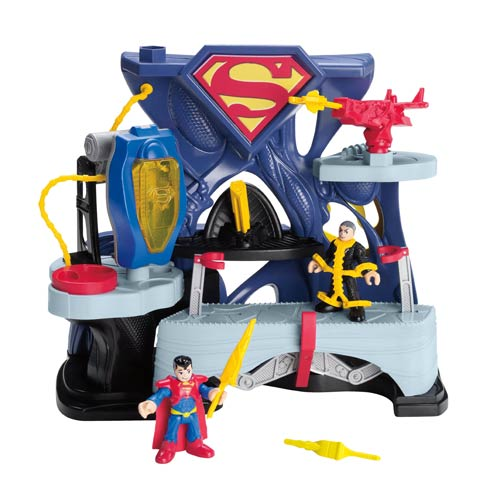 Superman Super Friends Imaginext Playset