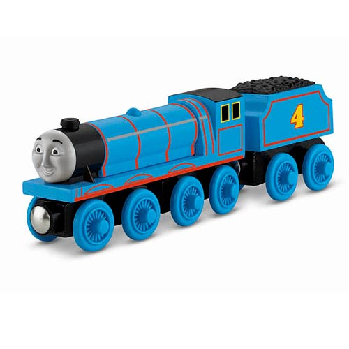 Thomas the Tank Engine Gordon Wooden Railway Engine Vehicle