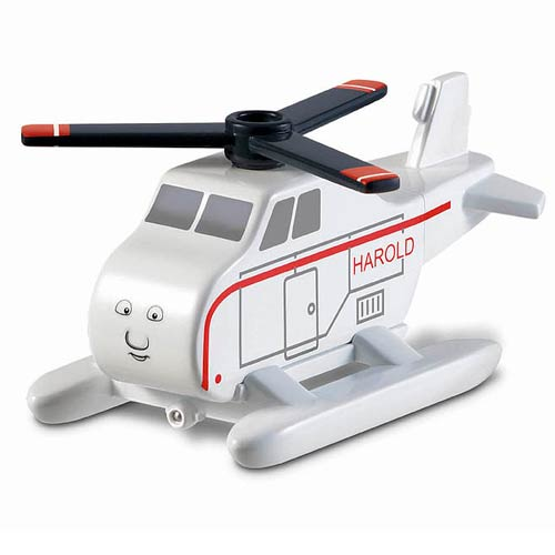 Thomas the Tank Engine Harold Wooden Railway Helicopter