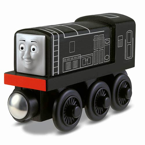 Thomas the Tank Engine Diesel Wooden Railway Engine Vehicle