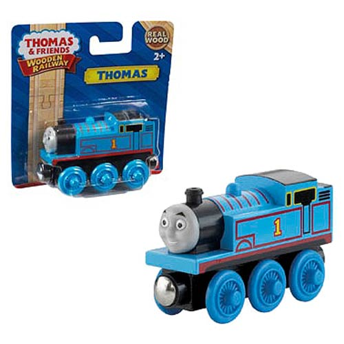 Thomas the Tank Engine Thomas Wooden Railway Engine Vehicle