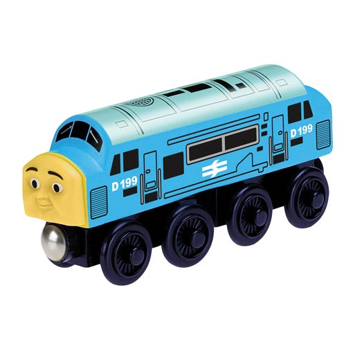 Thomas the Tank Engine D199 LE Wooden Railway Engine Vehicle