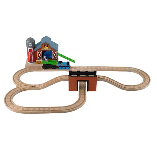 Thomas the Tank Engine Wooden Railway Trotter's Farm Playset