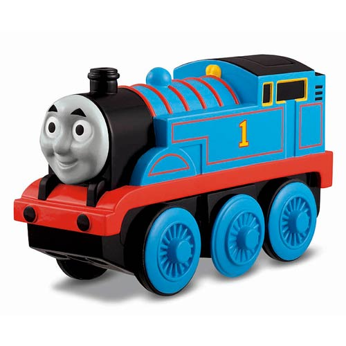 Thomas Wooden Railway Battery Powered Thomas Engine Vehicle