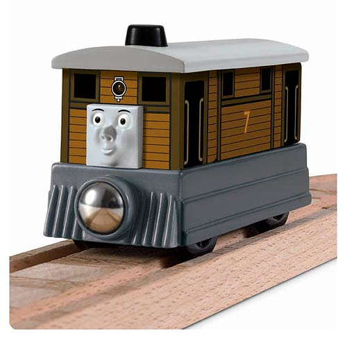 Thomas the Tank Engine Wooden Railway Talking Toby Engine