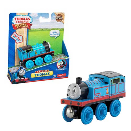 fisher price wooden thomas the tank engine 1