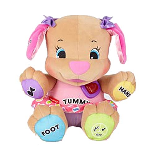 Laugh and Learn Love to Play Sis Doll