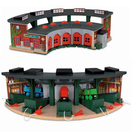 Thomas The Tank Engine Roundhouse Pictures 3
