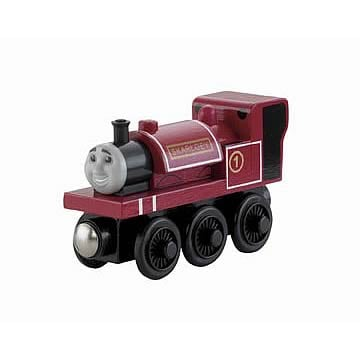 Thomas the Tank Engine Skarloey Wooden Railway Engine