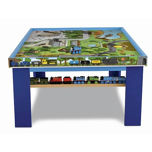 Thomas the Tank Engine Wooden Railway Play Table