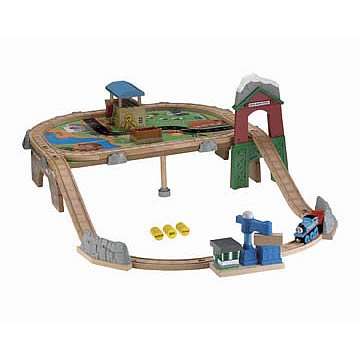 Thomas the Tank Engine Sodor Mountain Supply Run Playset