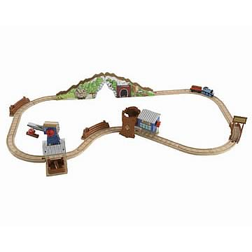 Thomas the Tank Engine Tidmouth Timber Company Playset