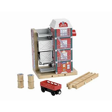 Thomas the Tank Engine Barrel Loading Station Playset