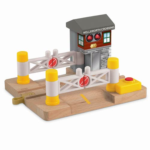 Thomas the Tank Engine Deluxe Railroad Crossing Playset