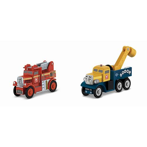 Thomas the Tank Engine Flynn and Butch Engine Vehicle 2-Pack