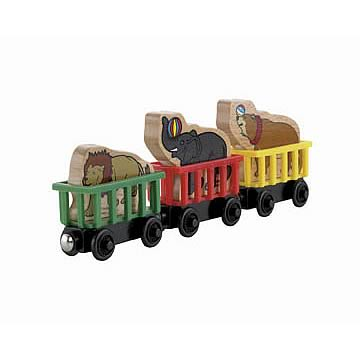 Thomas the Tank Engine Circus Car Engine Vehicle 3-Pack