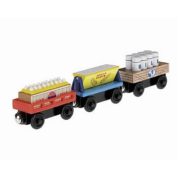Thomas the Tank Engine Bakery Delivery Engine Vehicle 3-Pack