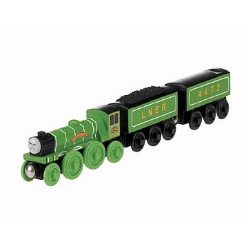 Thomas the Tank Engine Flying Scotsman Wooden Railway Engine