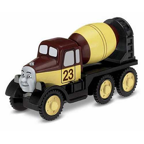 Thomas the Tank Engine Patrick Wooden Railway Engine Vehicle