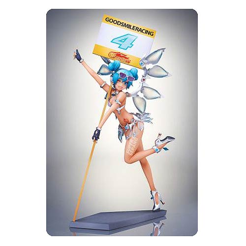 Vocaloid Racing Miku Sepang Version Statue