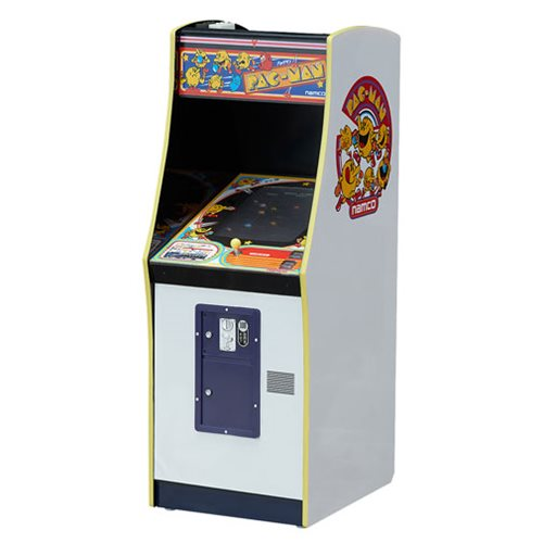 Namco Arcade Machine Collection Pac-Man 1:12 Scale Replica