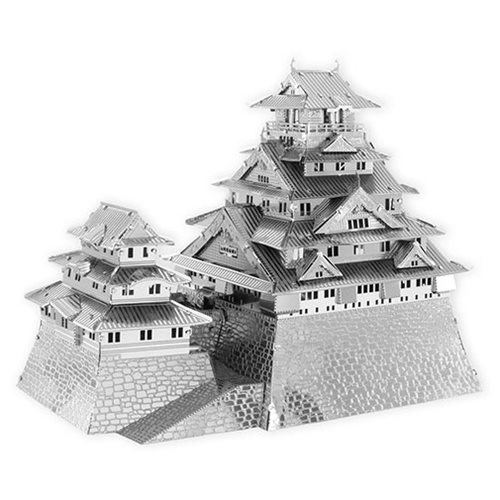 Osaka Castle Metal Earth Iconx Model Kit