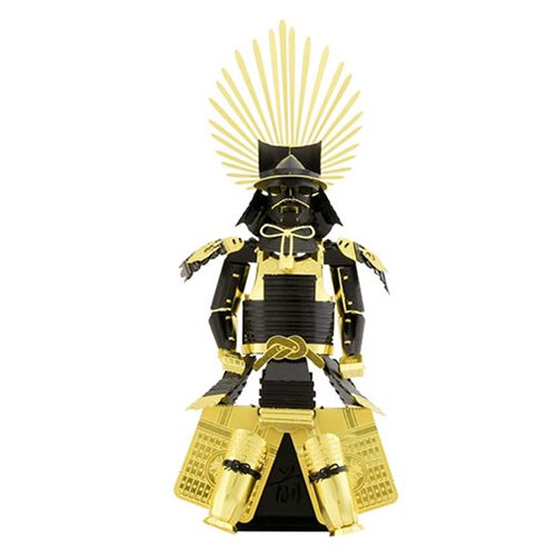 Japanese Toyotomi Armor Metal Earth Model Kit