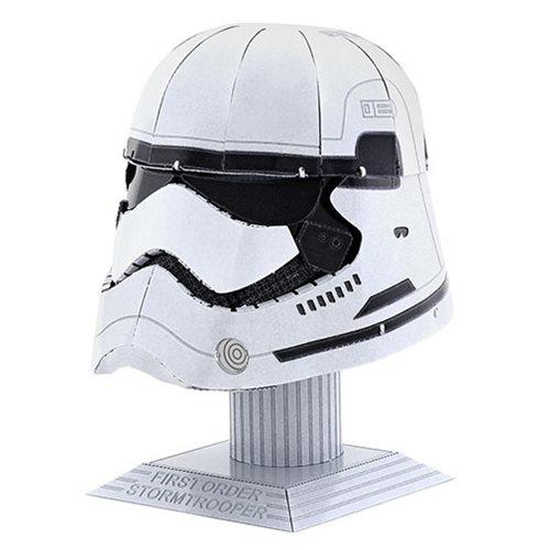 Star Wars Stormtrooper Helmet Metal Earth Model Kit