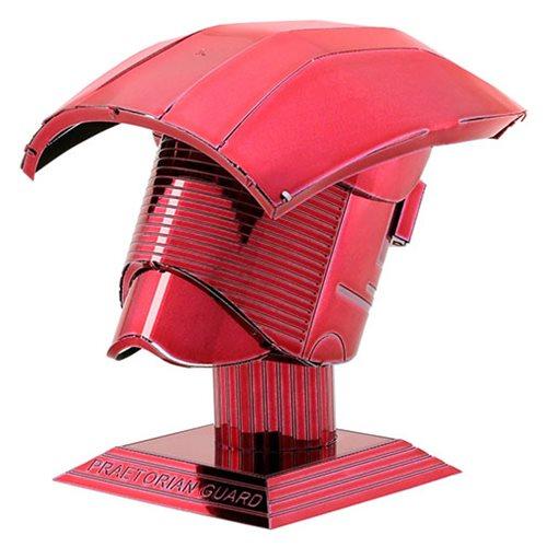 Star Wars Praetorian Guard Helmet Metal Earth Model Kit
