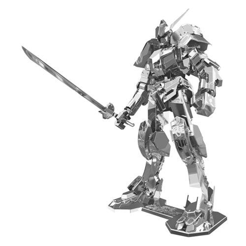 Mobile Suit Gundam Barbatos Metal Earth Iconx Model Kit