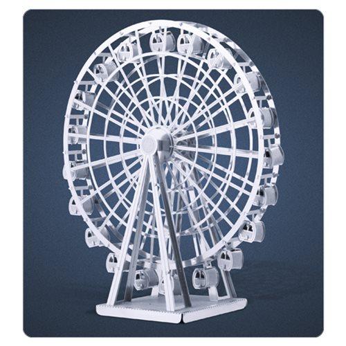 Ferris Wheel Metal Earth Model Kit