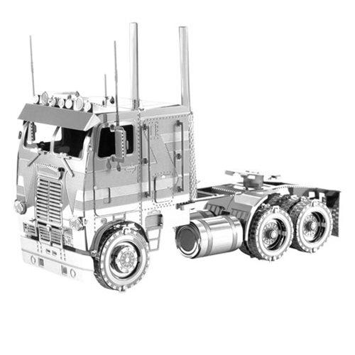 Freightliner Metal Earth Coe Truck Model Kit