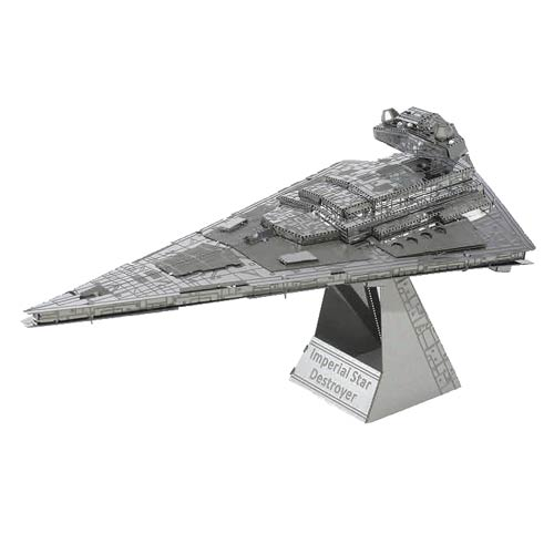 Star Wars Imperial Star Destroyer Metal Earth Model Kit