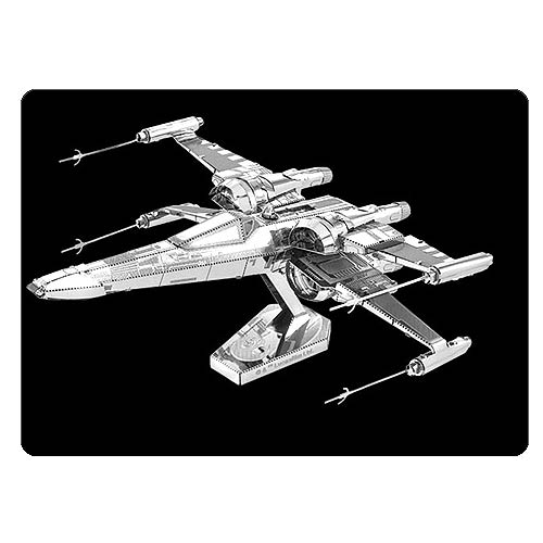 Star Wars VII The Force Awakens Poe Dameron's X-Wing Fighter
