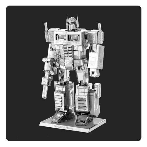 Transformers_Optimus_Prime_Metal_Earth_Model_Kit