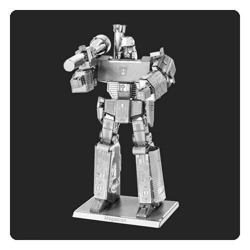 Transformers Megatron Metal Earth Model Kit