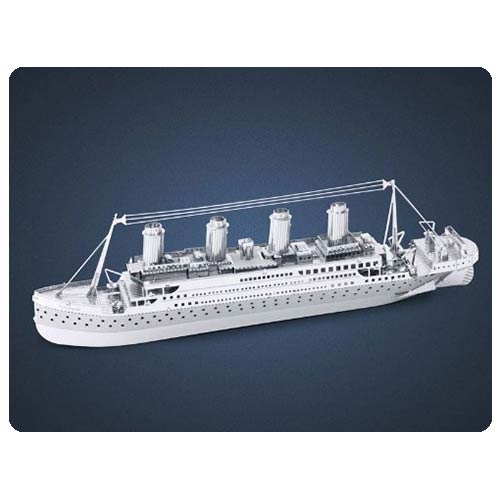 Titanic Ship Metal Earth Model Kit